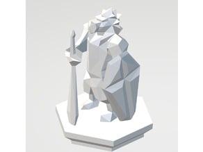 Paladin Lion