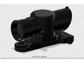 SA80 SUSAT sight
