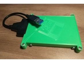 """2.5"""" SATA HDD case"""