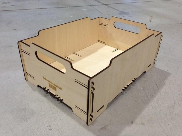 Stackable Box mini by Mutsuki