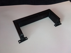 Hinged bag handle (up to 35kg!)