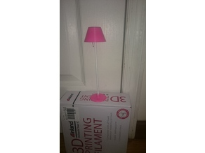 Barbie House Standing/Desk Lamp