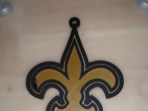 New Orleans Saints Wall Hanger