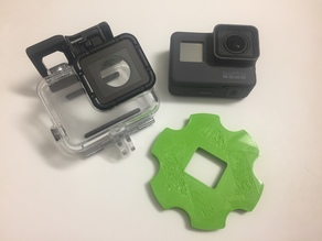 GoPro Hero 5 & 6 - Lens removal tool