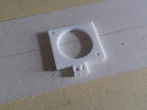 Fan holder for Anet A6