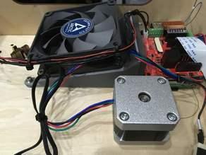 FabScanPi Cooling Duct