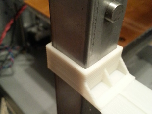 Solidoodle clip