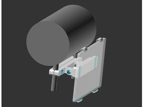 Headrest Holder for iPad Mini 4