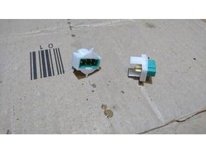 Multiplex FunRacer Servo plug System