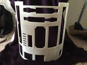 R2D2 Front Skin (ANH)