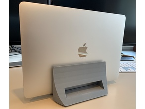 "MacBook Pro 2018 13"" Vertical Stand"