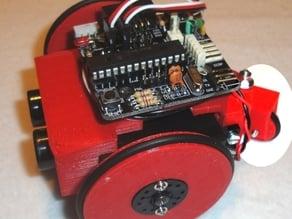 OOML Parametric Castor Wheel