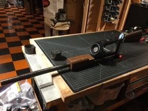 HTC Vive Clazer VR clay simulator Shotgun Holder