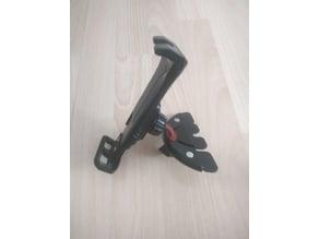 Car CD Phone Holder replacement intermediate part