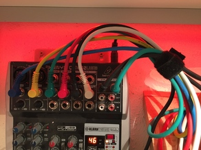Wall mount for Behringer Xenyx QX1002 mixer