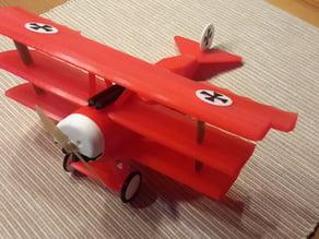 Fokker DR.1 Triplane Remix