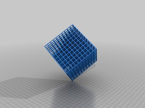 1000 Cubes in 1 Cube