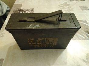 Caja de munición-Herramienta / Ammunition Box-Tool Box