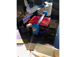 NEJE Laser Bearing mount pen engraving