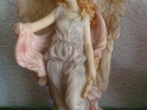 Angel with missing hand -  Enscan-S Sample Scan