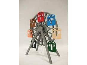 Ferris Wheel Picture Frame