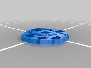KeyForge 3D Key Token