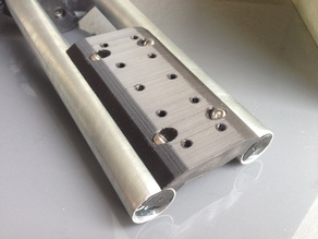 Universal Tool-Mount Plate for MPCNC