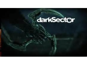 LEGO Dark Sector Glaive