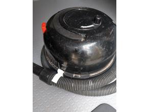Numatic henry vacuum hose clip