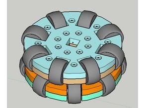 100mm Omni Wheel