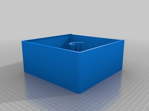 Dry Box with Lid & Spool Holder (Remix)