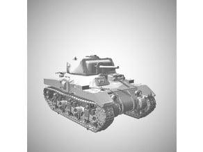Tank Canadian RAM II Early 1/35 rev