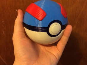 Great Ball Pokéball