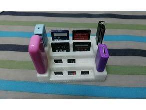 Micro SD Holder