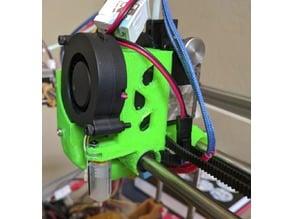 e3d Titan extruder mount for Fusebox CoreXY