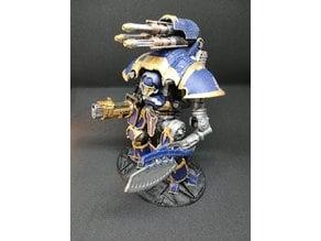 Dorsal Trigun for Imperial knight