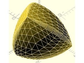 Single Polyhedron Symmetric Spheroform Tetrahedron