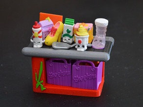 Shopkins cash desk