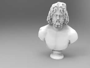 Zeus Roman, 2nd century AD.