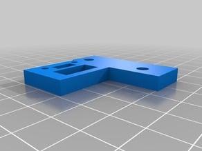 Limit Y reinforced for Ender-2 Printer