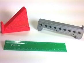 Sine Bars and Angle Block Set