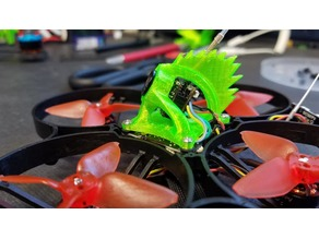 Whoop Canopy for 75/85x sized AIO Camera VTX (30 degree)
