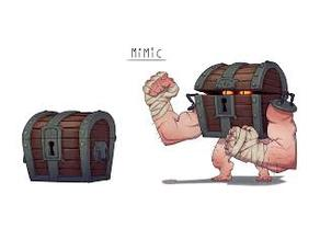 Melee Mimic (Updated)