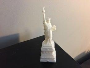 Slightly Edited Statue of Liberty