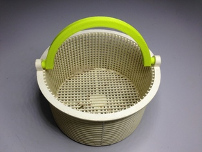 Replacement handle for Hayward pool skimmer basket