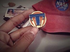 Tomorrowland Movie Pin