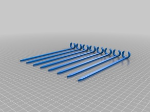 Plant Support 200mm for 220x220 bed