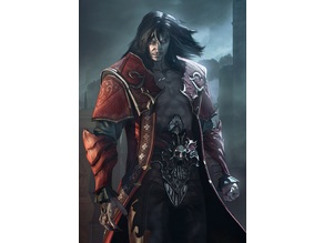 Armor castlevania lords of shadow (for EVA FOAM)