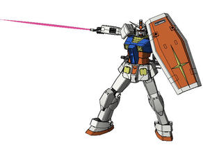 Gaoda robots war machines