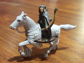 Horse Mount for D&D Miniatures